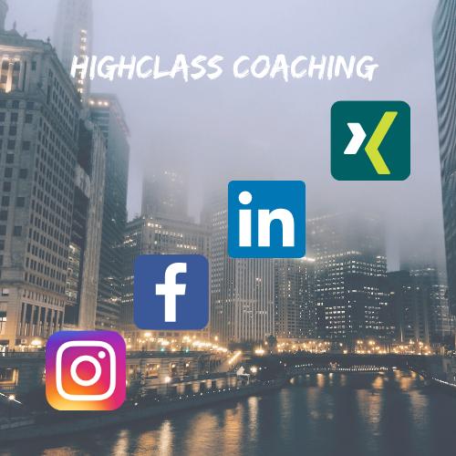 Startseite Cover - Highclass Coaching